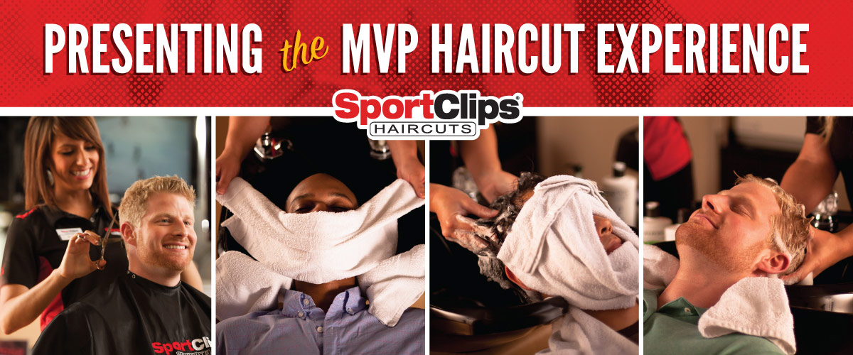 The Sport Clips Haircuts of Blakeney MVP